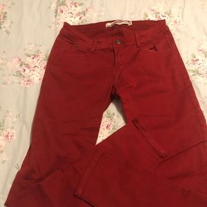 ZARA Cropped Petite Size 4 6 8 Ankle Grazer Jeans Trousers for Young Ladies
